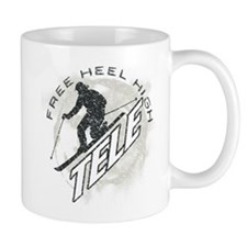 Free Heel High Small Mug