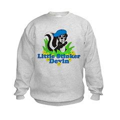 Little Stinker Devin Sweatshirt
