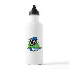 Little Stinker Devin Water Bottle