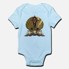 Sea Goddess Infant Bodysuit