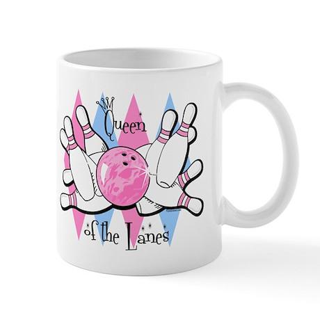 Queen of the Lanes Mug