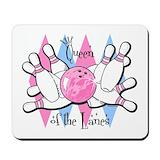 Bowling Classic Mousepad