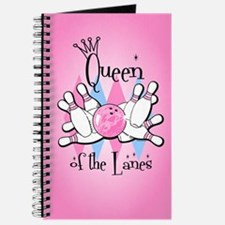 Queen of the Lanes Bowling Journal