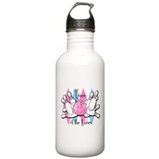 Queen of the Lanes Water Bottle