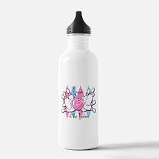 Queen of the Lanes Water Bottle