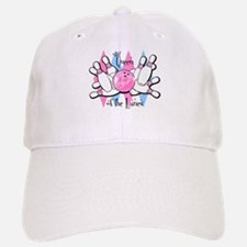 Queen of the Lanes Baseball Baseball Cap