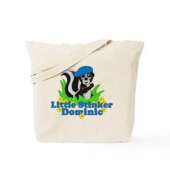 Little Stinker Dominic Tote Bag