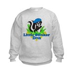 Little Stinker Don Kids Sweatshirt