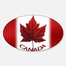 Canada Flag Souvenir Decal
