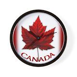 Maple leaf Basic Clocks