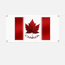 Canada Flag Souvenir Banner