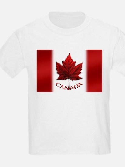 Canada Flag Souvenirs Canadian T-Shirt