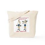 W8T Training Tote Bag