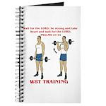 W8T Training Journal