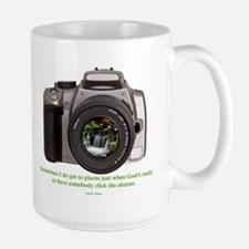 Nature Photographer Mug