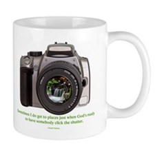 Nature Photographer Small Mug