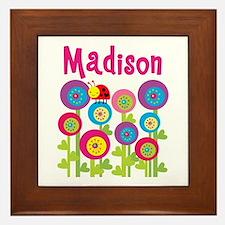 Madison Framed Tile