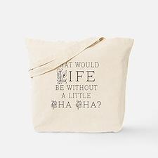 Cha Cha Dancer Tote Bag
