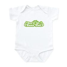 Suns Out Guns Out -- Infant Bodysuit