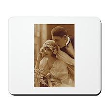 Vintage Wedding Mousepad