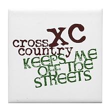 XC Keeps off Streets © Tile Coaster