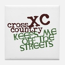 XC Keeps off Streets © Tile Coaster