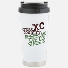 XC Keeps off Streets © Travel Mug