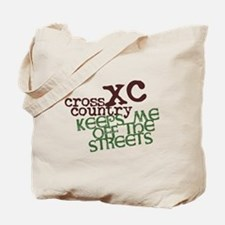 XC Keeps off Streets © Tote Bag