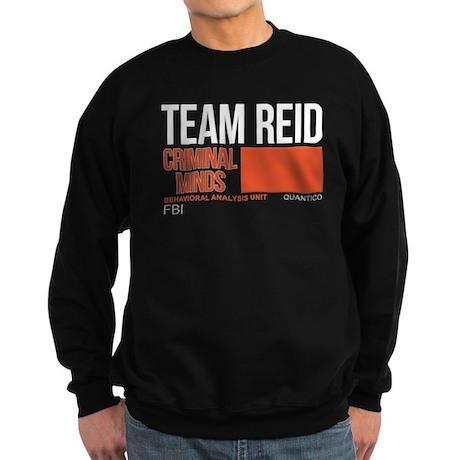 Team Reid Criminal Minds Sweatshirt (dark)