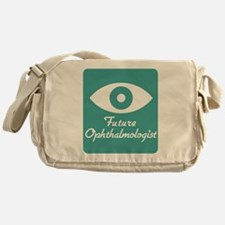 Future Ophthalmologist Messenger Bag
