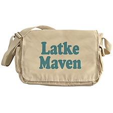 Latke Maven Messenger Bag