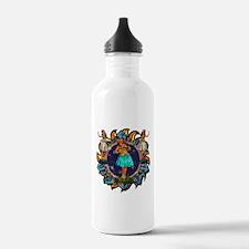 Heavenly Hulas Water Bottle