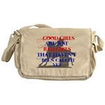good girls Messenger Bag