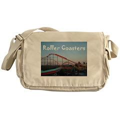 Sunset Coasters Messenger Bag