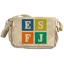 Myers-Briggs ESFJ Messenger Bag