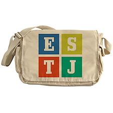 Myers-Briggs ESTJ Messenger Bag