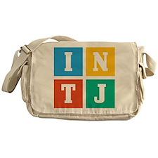 Myers-Briggs INTJ Messenger Bag