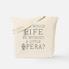 Opera Singer Gift Tote Bag