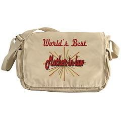 Starburst Mother-in-law Messenger Bag