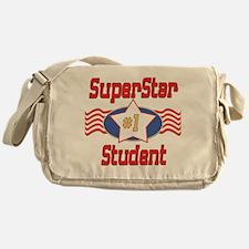 Superstar Student Messenger Bag