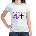 W8TING Jr. Ringer T-Shirt