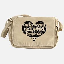 Betrayed Messenger Bag