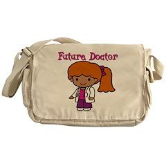 Future Doctor Messenger Bag