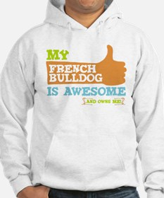Awesome French Bulldog Hoodie