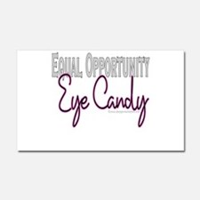 Equal Opportunity Car Magnet 20 x 12