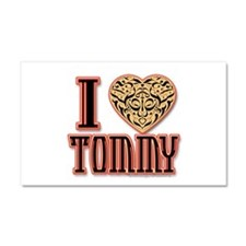 Tommy Car Magnet 20 x 12