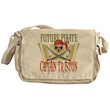Triston Pirate Messenger Bag