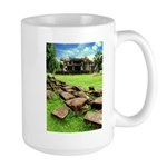 Angkor Wat Ruined Causeway Large Mug