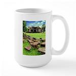 Angkor Wat Ruined Causeway Large Mug