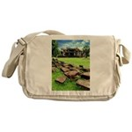 Angkor Wat Ruined Causeway Messenger Bag